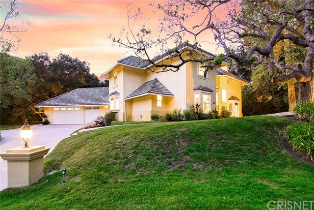 1303 Oak Grove Place Calabasas Home Listings - Brian Whitcanack Real Estate